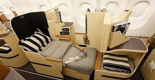 etihad airways business