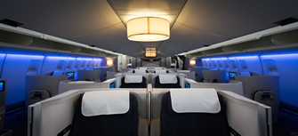 British Airways Club class