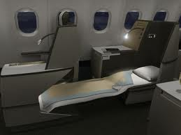 Swiss Air Business Class